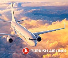 vuelos con Turkish Airlines /Bogotá a Estambul