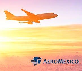 vuelos con Aeromexico /Medellín a Cancún