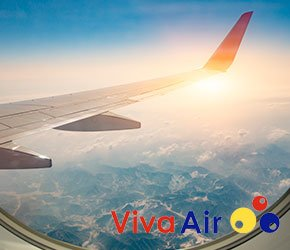 vuelos con/Viva Air