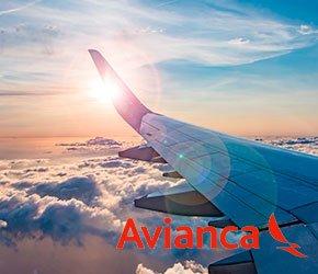 vuelos con /Avianca