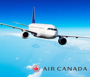 vuelos con/Air Canada